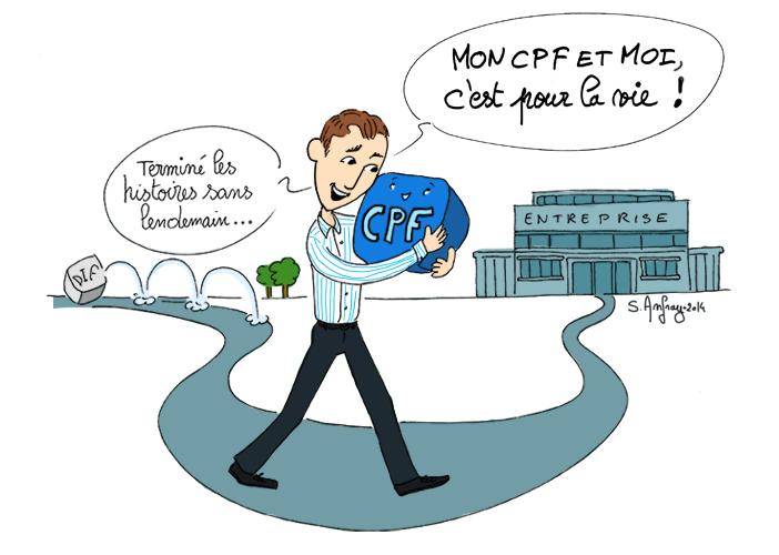Le CPF remplace le DIF